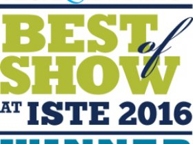 Wireless Sensors Win Tech & Learning's ISTE 2016 Best of Show Award