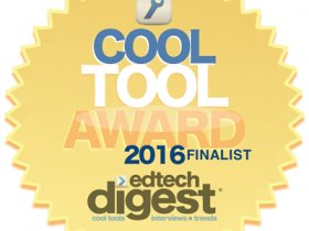 SPARKvue named as a Cool Tool Award Finalist