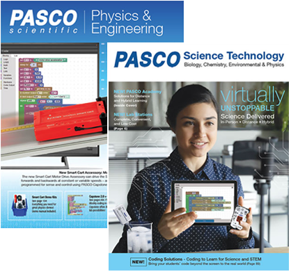 PASCO Catalogs
