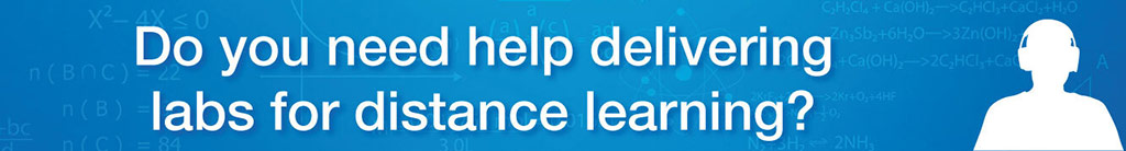 Get help delivering labs for distance learning