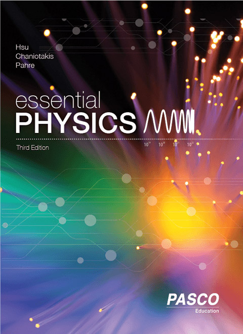 Essential Physics Textbook Cover