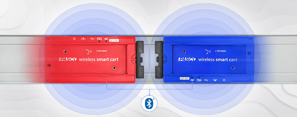 PASCO Wireless Smart Carts