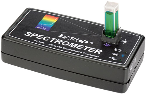 Wireless Spectrometer
