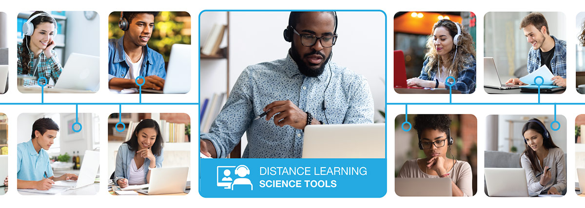 Distance Learning Resources for Teachers