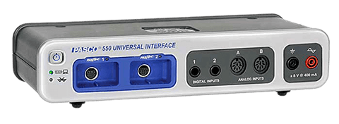 PASCO 550 Universal Interface