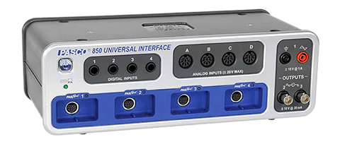 PASCO 850 Universal Interface