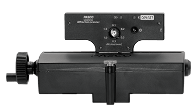 PASCO Wireless Diffraction Scanner